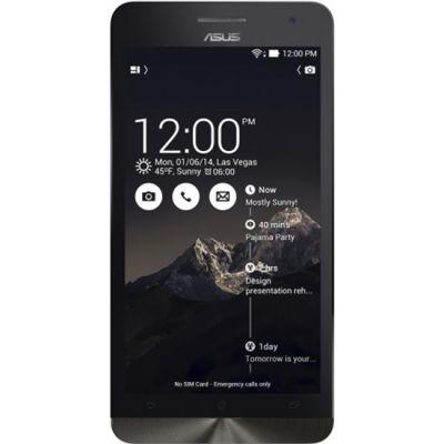 Смартфон ASUS Zenfone 6 16Gb Black 90AZ00G1-M02000