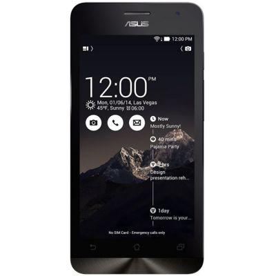 Смартфон ASUS Zenfone 5 16Gb Black 90AZ00J1-M01530