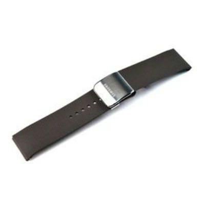 Samsung ремешок для Gear2 / Gear2 Neo из уретана стандартного размера (серый) ET-SR380BSEG