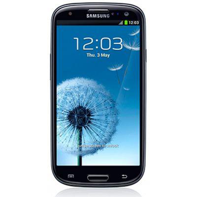 Смартфон Samsung Galaxy S III GT-I9300 Duos 16Gb Black GT-I9300OKISER
