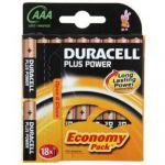 Батарейки Duracell Basic LR03-18BL AAA