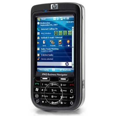 Смартфон, HP iPAQ 614