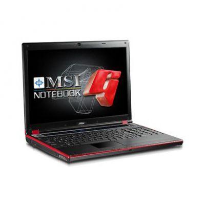 ������� MSI GX720-031 P8400