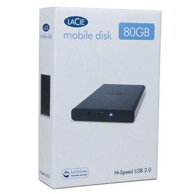 ������� ������� ���� LaCie Mobile Hard Drive 320GB 301831