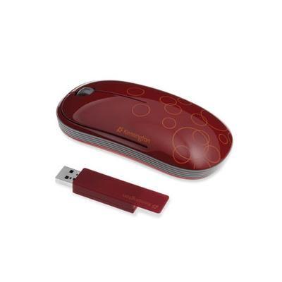 Мышь беспроводная Kensington Ci70 le Red 72275EU