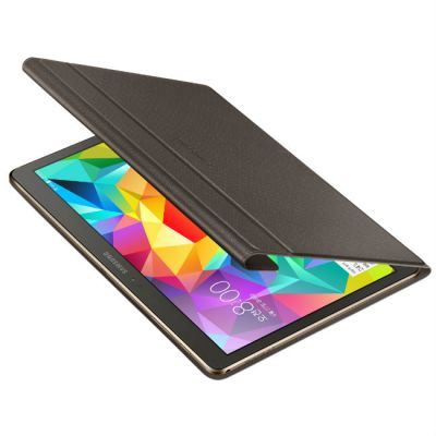 """Чехол Samsung для Galaxy Tab S 10.5"""" (бронза) EF-BT800BSEG"""