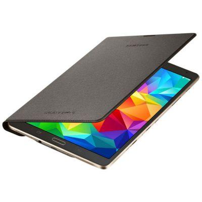 """Чехол Samsung для Galaxy Tab S 8.4"""" (бронза) EF-DT700BSEG"""
