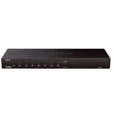 D-Link 8-портовый переключатель KVM с портами PS2/USB KVM-440/E