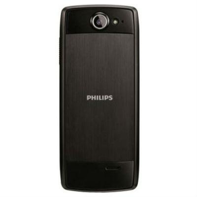 Телефон Philips Xenium X5500 (черный)