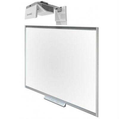 SMART Technologies Комплект SBM680 с пассивным лотком с проектором SMART UF70