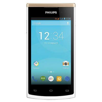 Смартфон Philips S308 White 8712581725464