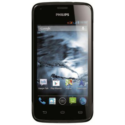 Смартфон Philips Xenium W3568 (черный)