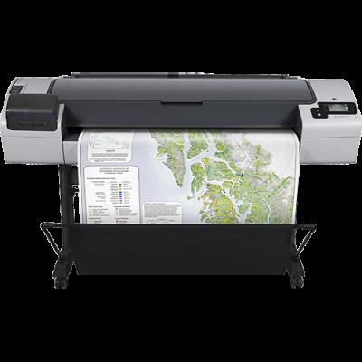 Принтер HP Designjet T795 ePrinter CR649C