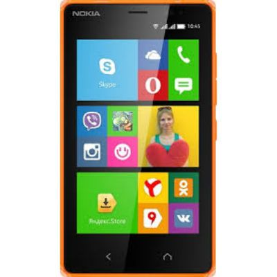 Смартфон Nokia X2 Dual sim Orange A00020330
