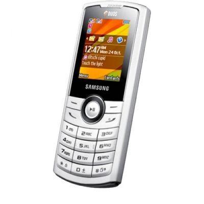 Телефон Samsung GT-E2232 Ice White GT-E2232IWASER