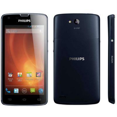 Смартфон Philips Xenium W8510 (темно-синий) CTW8510NY/00