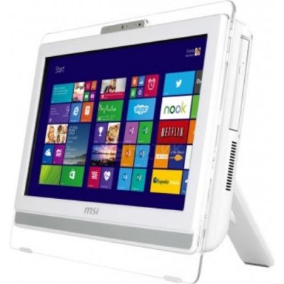 Моноблок MSI Wind Top AE200-061RU White 9S6-AA8112-061