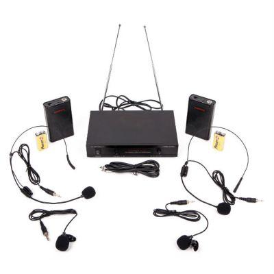 Микрофон AudioVoice Радиосистема WL-22HPM