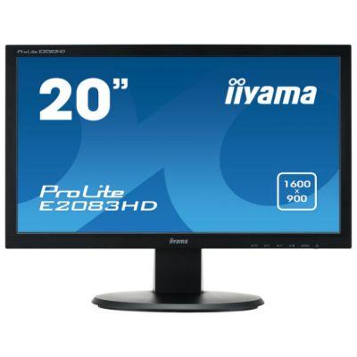 Монитор Iiyama E2083HD-B1