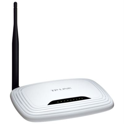Wi-Fi ������ TP-Link TL-WR740N 4-����� 10/100Mbit/s