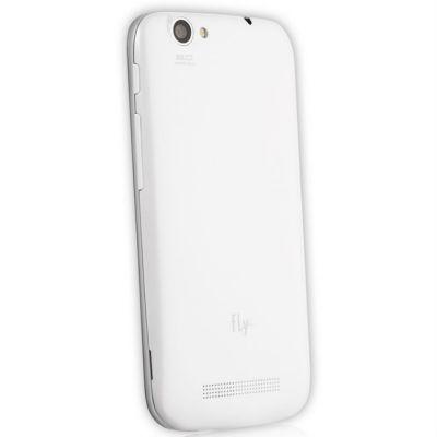 Смартфон Fly EVO Tech 2 IQ458 Silver White