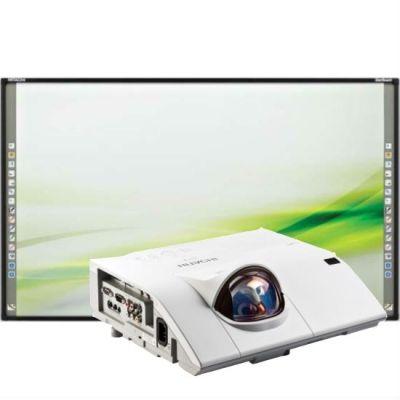 Интерактивная доска Hitachi Комплект интерактивная доска FX-89WE1 + проектор CP-CW250WN