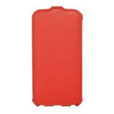 Чехол Armor-X для Galaxy Core LTE flip full красный