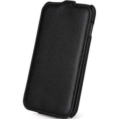 Чехол Armor-X для Galaxy Core LTE flip full черный