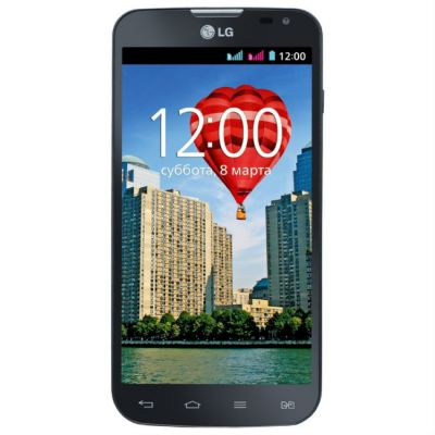 Смартфон LG L90 D410 Black LGD410.ACISBK