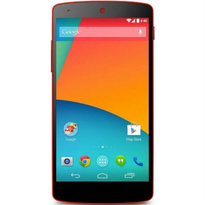 Смартфон LG NEXUS 5 D821 16Gb (Red) LGD821.ACISRD