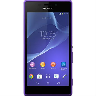 Смартфон Sony Xperia M2 Dual sim D2302Purple 1280-7171