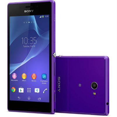 Смартфон Sony Xperia M2 D2303Purple