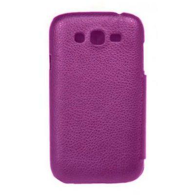 Чехол Armor-X для Galaxy Grand 2 flip full пурпурный