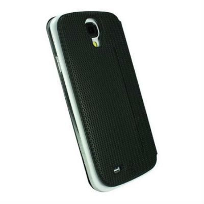 ����� Fenice Creatto Galaxy S4 Slim Folding Cover Black Diamante