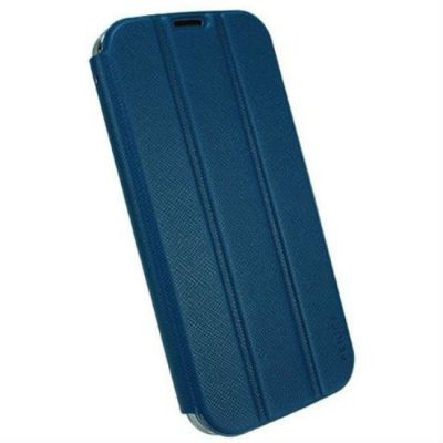 Чехол Fenice Creatto Galaxy S4 Slim Folding Cover Blue
