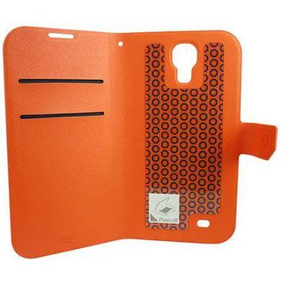 ����� Fenice Diario Galaxy S4 Diary Case White Orange