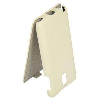 Чехол Armor-X для Galaxy Note 3 flip full белый