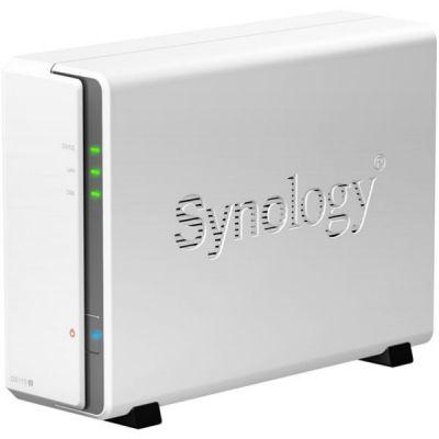 Сетевое хранилище Synology DiskStation DS115j