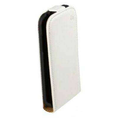 Чехол Armor-X flip Slim Vintage для Galaxy S 4 mini белый