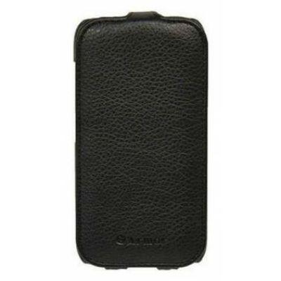 Чехол Armor-X flip Slim Vintage для Galaxy S 4 mini черный