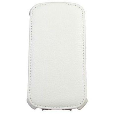 Чехол Armor-X для Galaxy S 5 flip белый