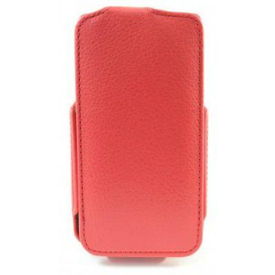 Чехол Armor-X для Galaxy S 5 flip красный