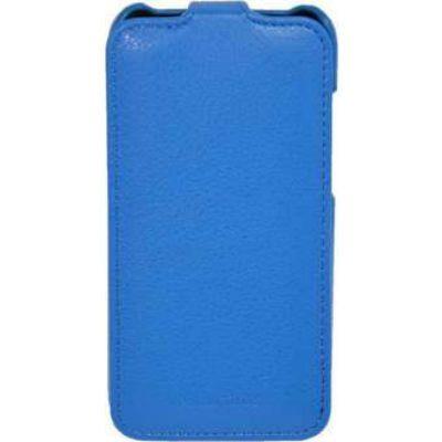 Чехол Armor-X для Galaxy S 5 flip синий