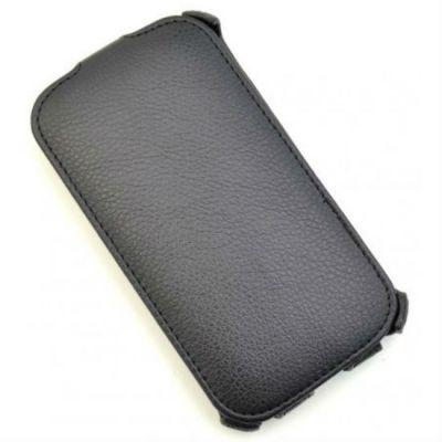 Чехол Armor-X для Galaxy S 5 flip черный
