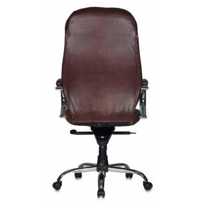 Офисное кресло Бюрократ руководителя T-9930SL/Chocolate
