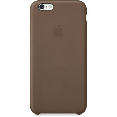 ����� Apple iPhone 6 Leather Case - Olive Brown MGR22ZM/A