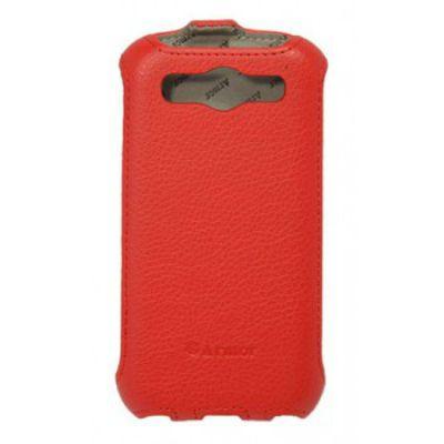 Чехол Armor-X для Galaxy S III flip красный
