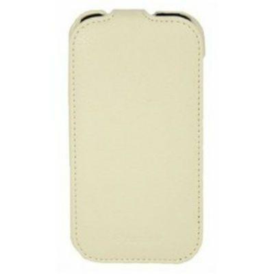 Чехол Armor-X для HTC Desire 300 flip full белый