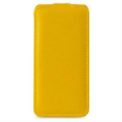 Чехол Armor-X для HTC Desire 300 flip full желтый