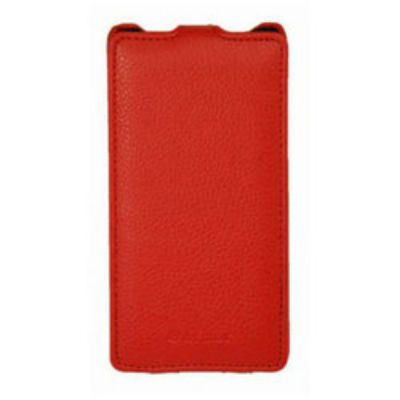 Чехол Armor-X для HTC Desire 310 flip full красный